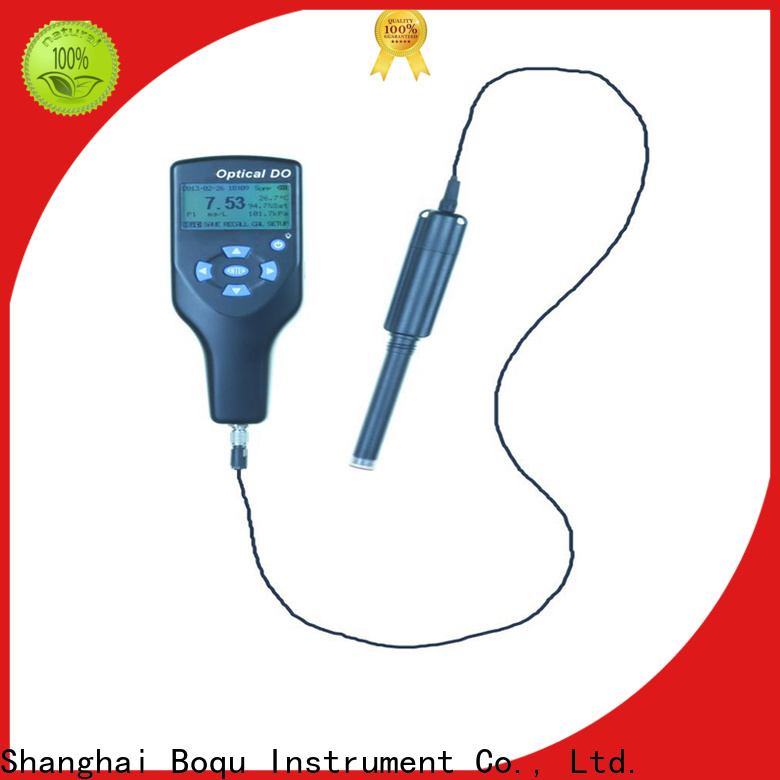 BOQU optical portable do meter manufacturer for water quality