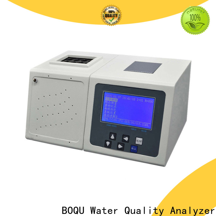 efficient cod analyzer wholesale for waste water application