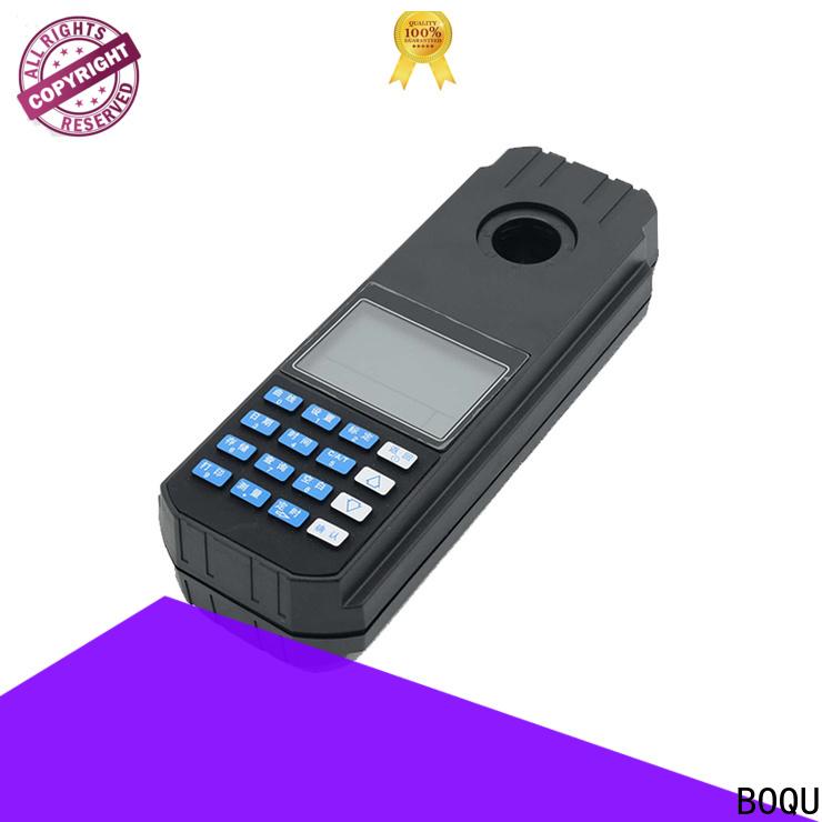 BOQU custom portable residual chlorine meter company for monitoring water pollution