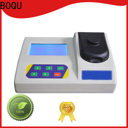 BOQU dependable laboratory water quality meter wholesale for wastewater treatment facilities