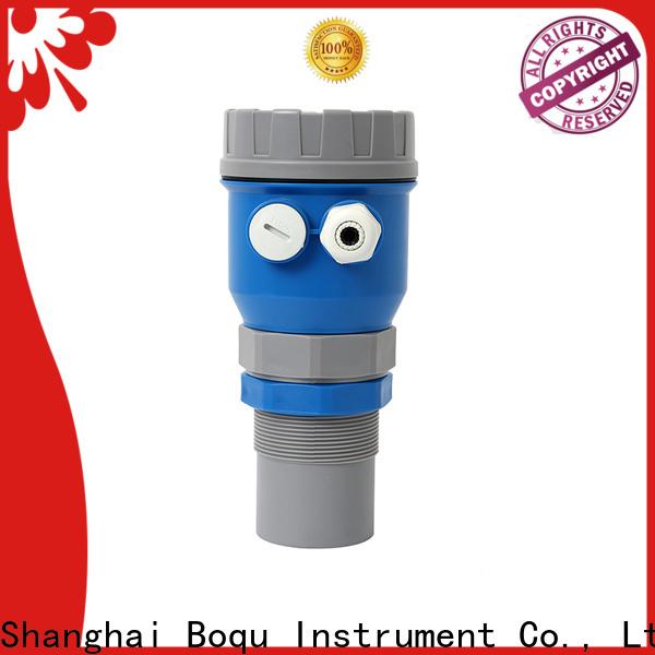 BOQU ultrasonic level sensor series for petroleum