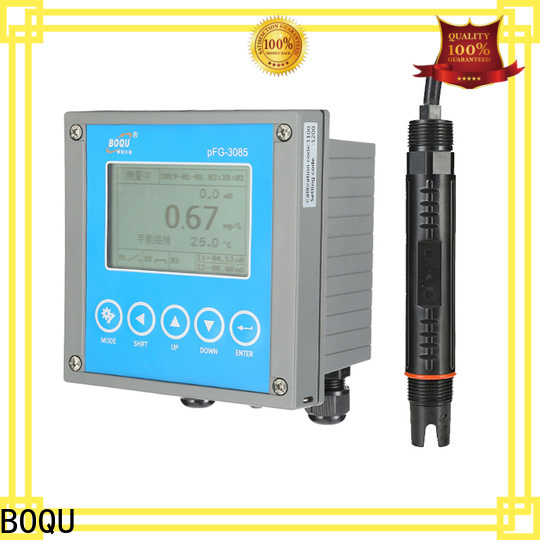 BOQU long life ion meter factory direct supply for industrial waste water