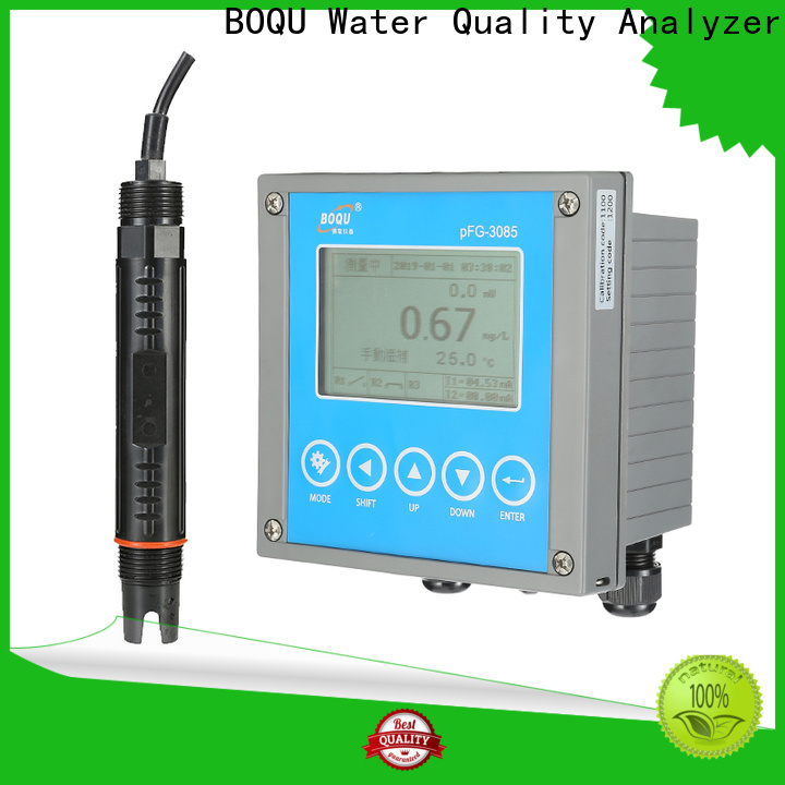 BOQU water hardness meter supplier for power plant