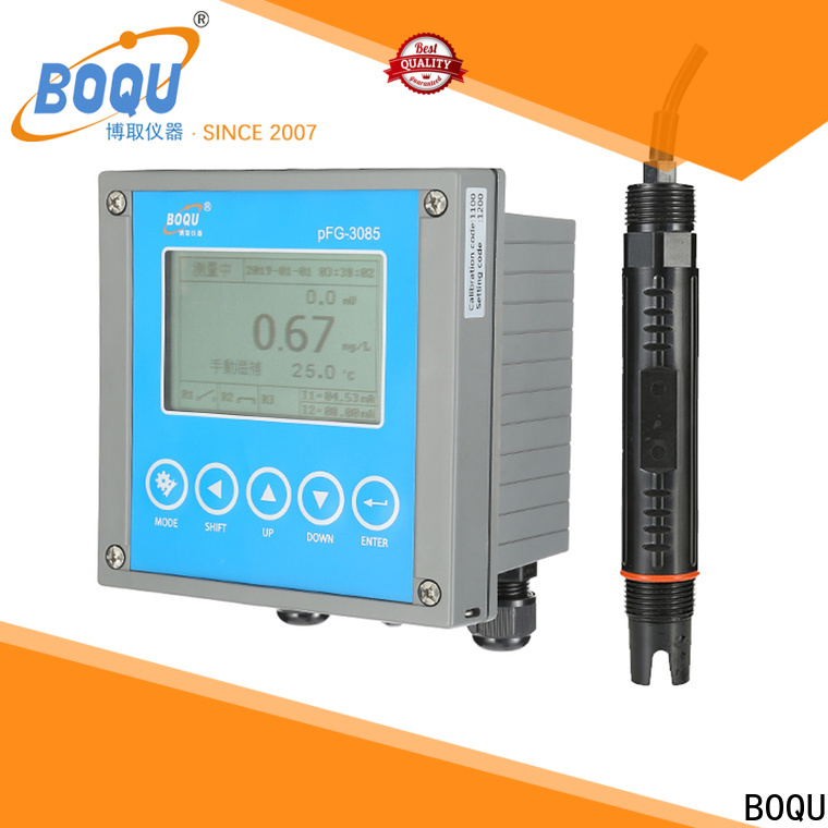 BOQU industrial water hardness meter manufacturer for power plant