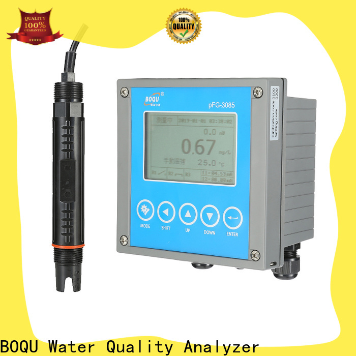 BOQU water hardness meter with good price for industrial waste water
