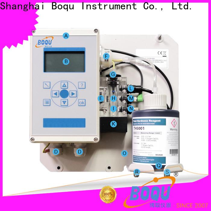 BOQU water hardness meter manufacturer for drinking water