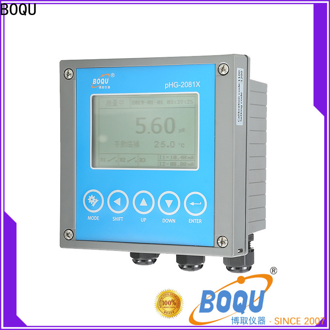 portable conductivity meter factory direct supply for fermentation