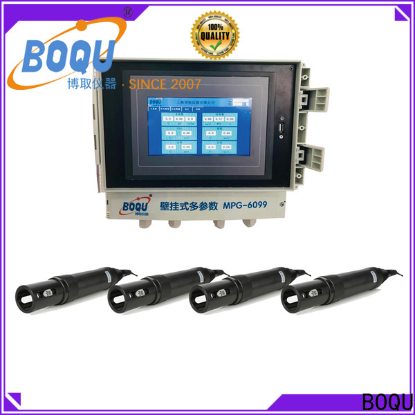 waterproof multiparameter water quality meter directly sale for water quality analysis