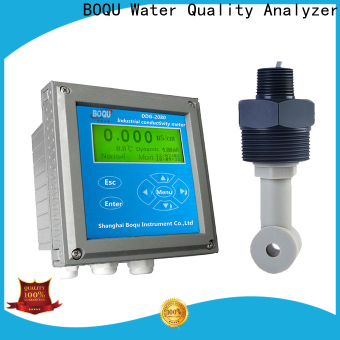 BOQU intelligent alkali concentration meter directly sale for water plant