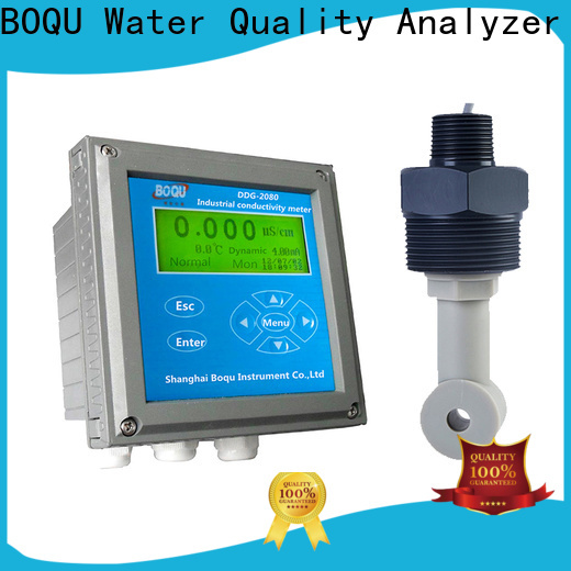 BOQU alkali concentration meter directly sale for chemical industry
