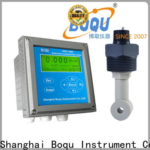 BOQU quality alkali concentration meter factory direct supply for chemical industry