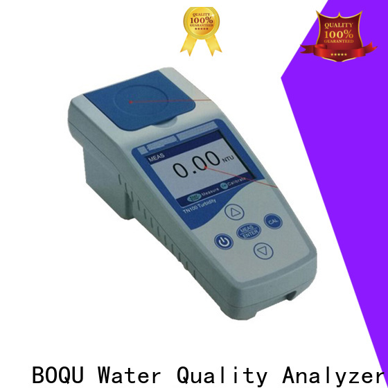 BOQU portable tss meter supplier for research institutes