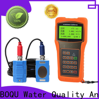 high-quality ultrasonic flow meter supply for wastewater treatment plants