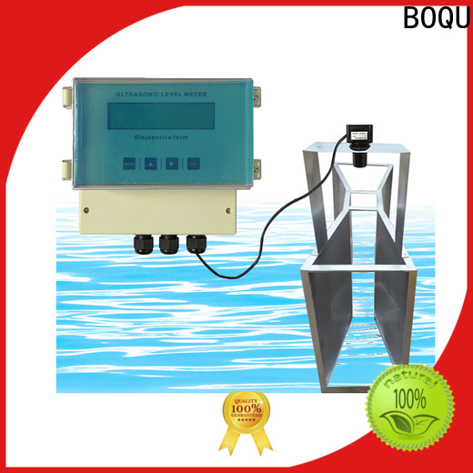 BOQU ultrasonic flow meter manufacturers for wastewater treatment plants