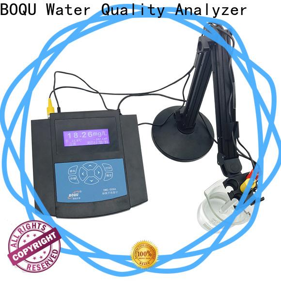 BOQU laboratory ion meter supply for metallurgy