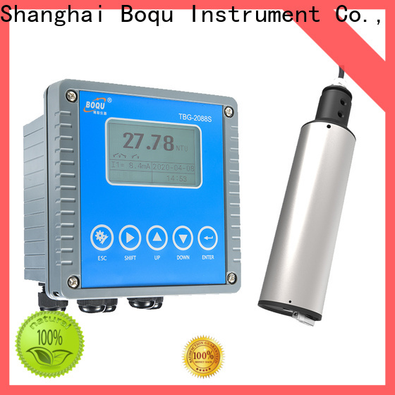BOQU suspended solid meter with good price for surface water