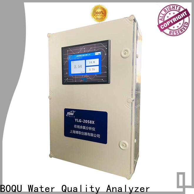 multi-parameter display chlorine meter series for hospitals