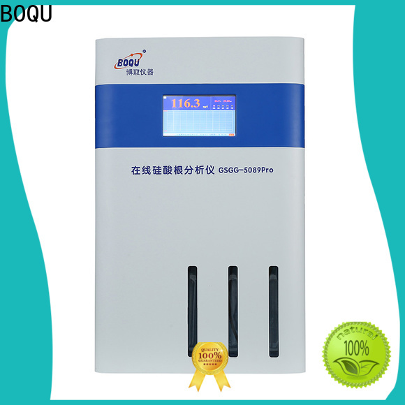 long life silica analyzer series for water quality monitoring