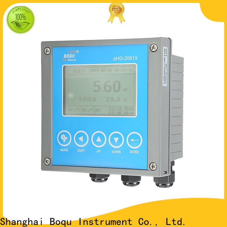 BOQU professional salinity meter manufacturer for waste water