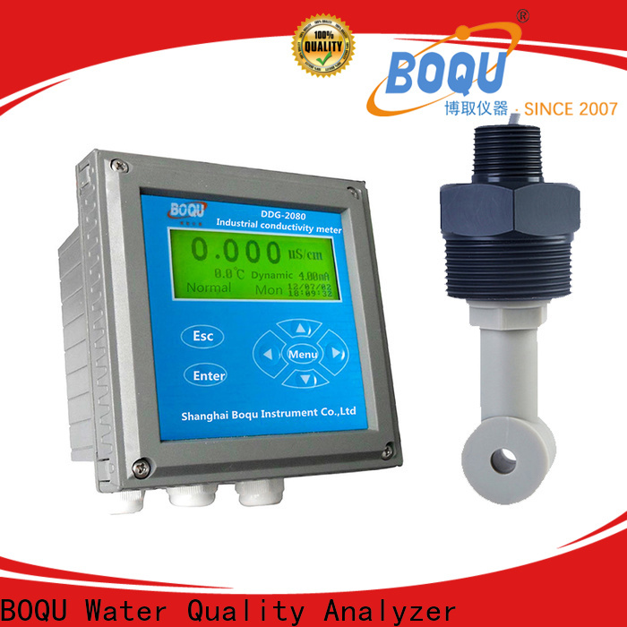 BOQU tds meter factory direct supply for thermal power plants