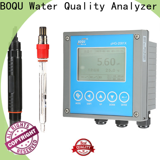 BOQU reliable ph controller factory direct supply for environmental remediation