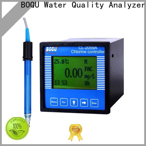 BOQU waterproof chlorine meter manufacturer for water analysis