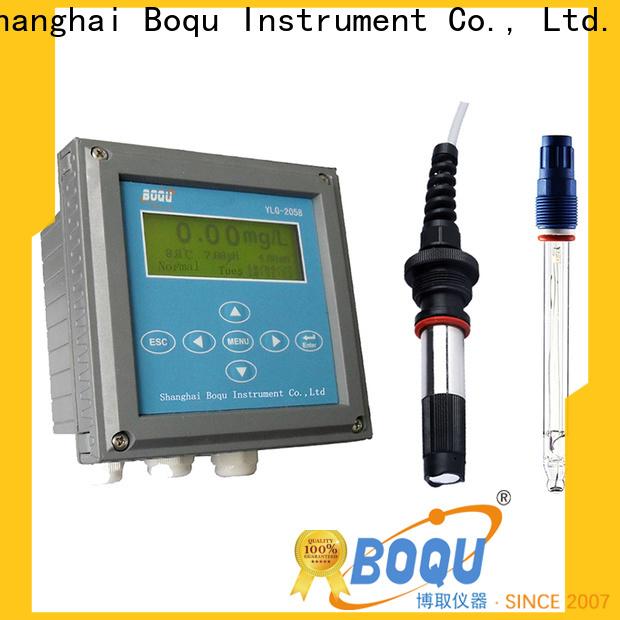 waterproof residual chlorine meter factory direct supply for water plants