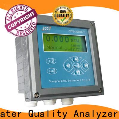 BOQU turbidity analyzer wholesale for industry