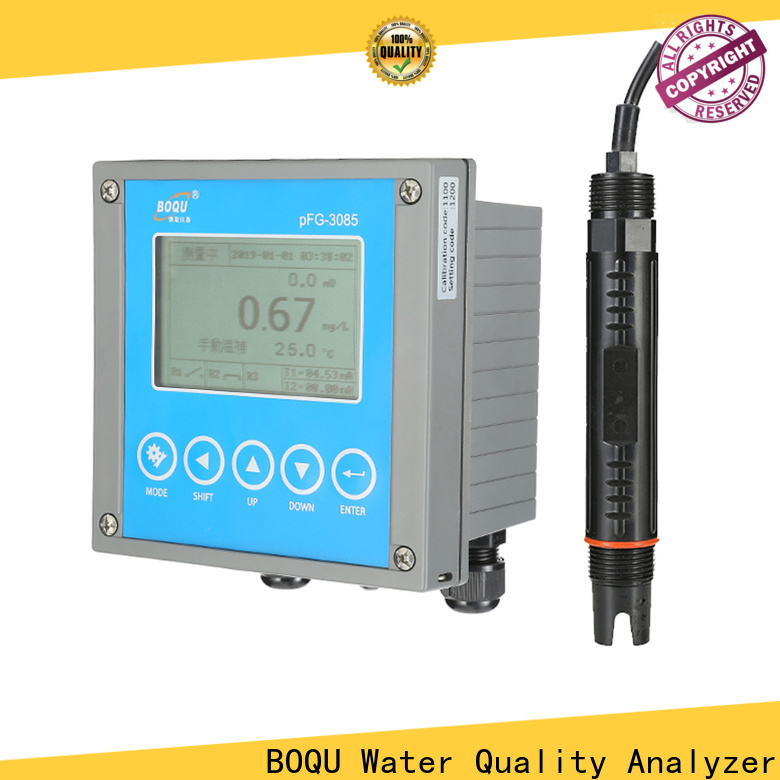 BOQU water hardness meter manufacturer for industrial waste water