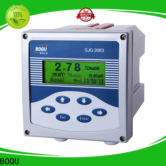 BOQU acid concentration meter factory direct supply for thermal power plants