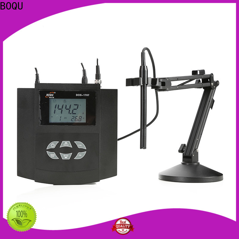 BOQU durable laboratory dissolved oxygen meter series for environmental protection sewage