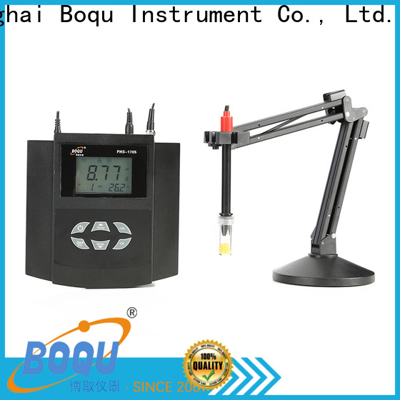BOQU high accuracy benchtop ph meter manufacturer for biochemical