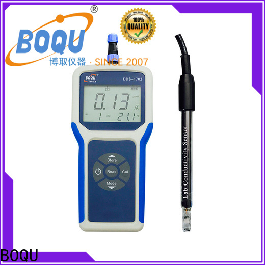 efficient portable conductivity meter directly sale for bio-medicine