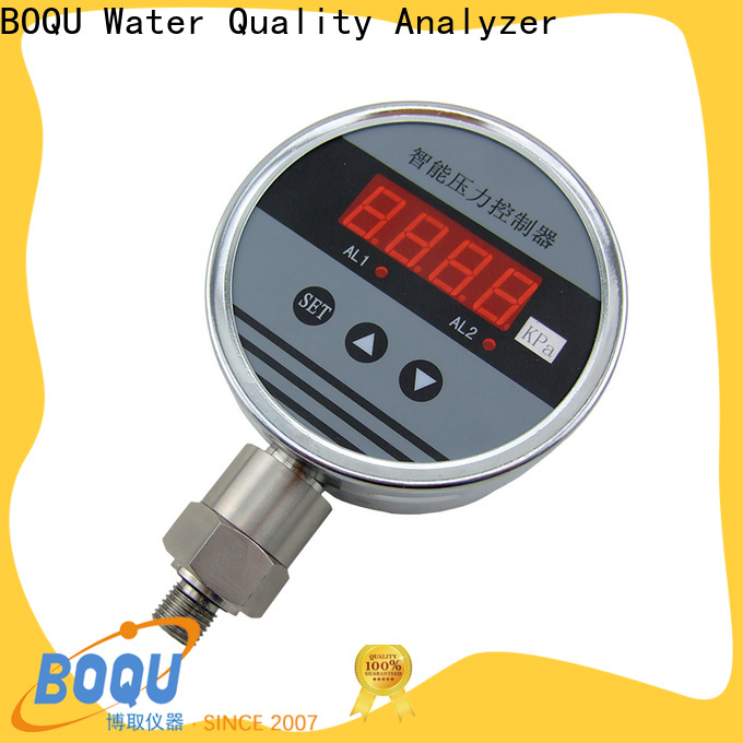 BOQU pressure controller series for machinery hydraulic system
