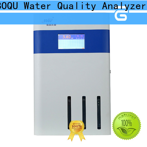 BOQU sodium analyzer manufacturer for chemical industry