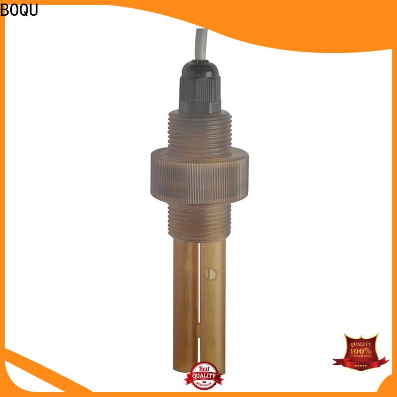BOQU long life conductivity sensor manufacturer for harsh environment