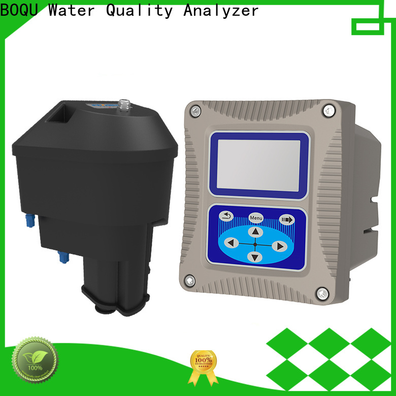 BOQU stable online turbidity meter supplier for industry