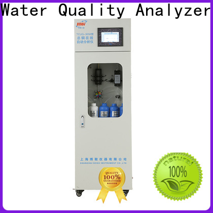 BOQU cod analyser factory direct supply for industrial wastewater treatment