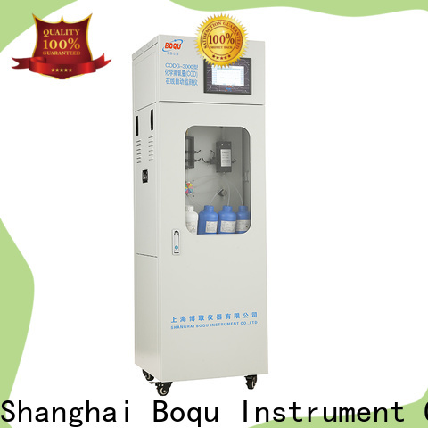 BOQU stable bod analyzer with good price for industrial wastewater