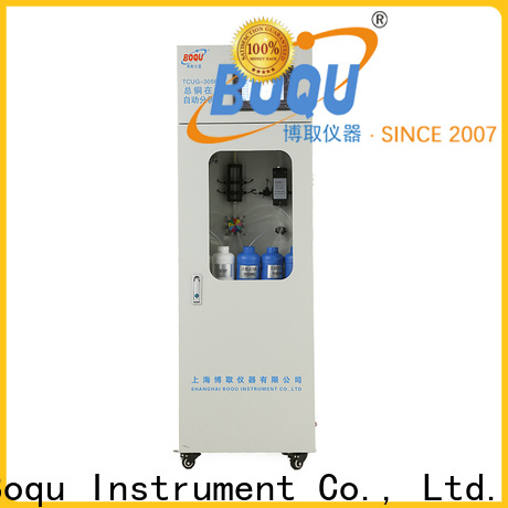 advanced bod analyzer manufacturer for industrial wastewater
