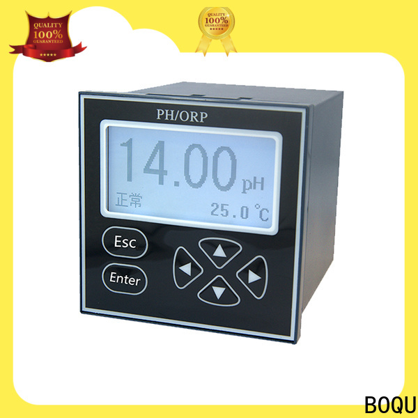BOQU reliable ph analyzer directly sale for environmental remediation