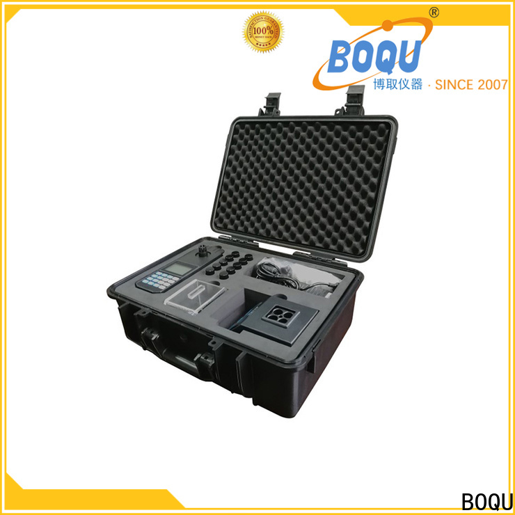 BOQU portable ammonia analyzer supplier