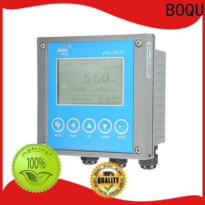 BOQU Professional water resistivity meter company