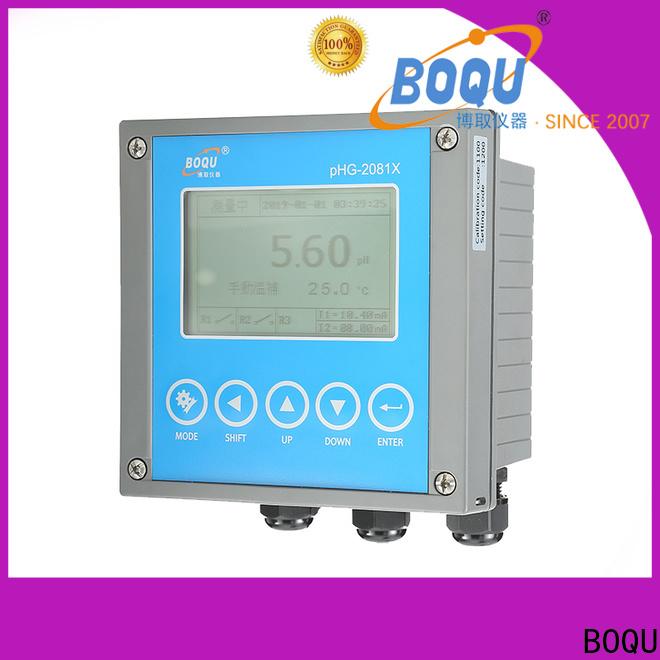 BOQU Wholesale digital salinity meter factory