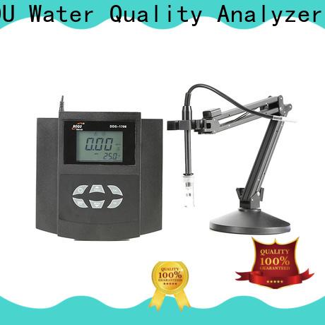 BOQU best conductivity meter factory