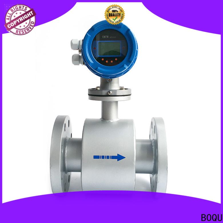 BOQU electromagnetic flow meter suppliers