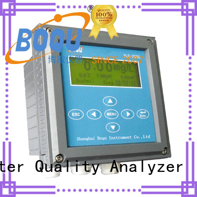 BOQU residual chlorine meter factory direct supply for water plants