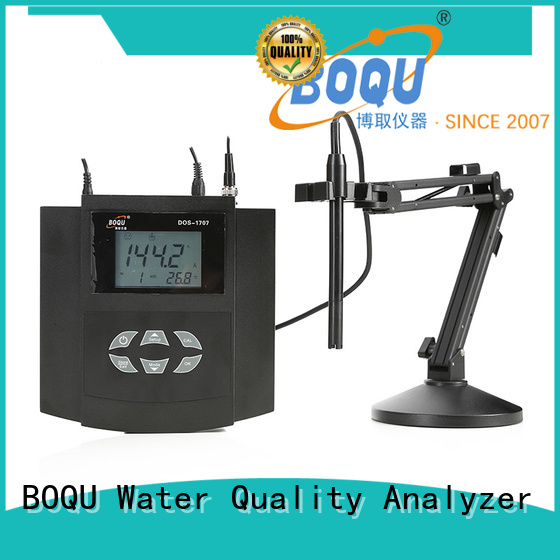 BOQU laboratory dissolved oxygen meter from China for environmental protection sewage