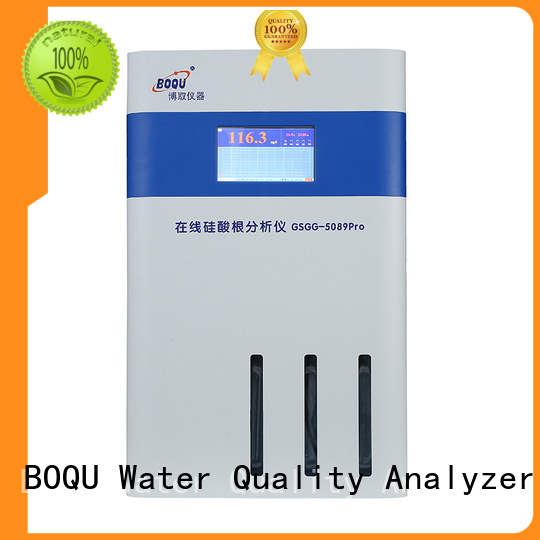 BOQU silica analyzer series for pure water treatment