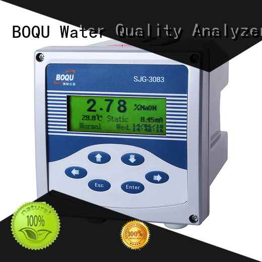 BOQU acid concentration meter wholesale for water plant